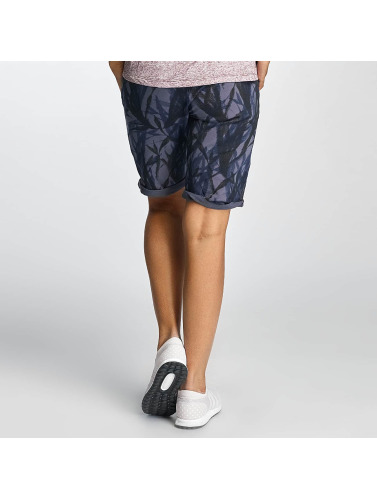 Onepiece Shorts Abyss in blau