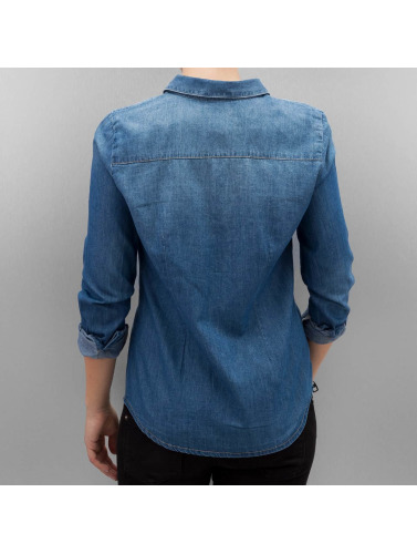 Only Mujeres Blusa / Túnica onlRock It in azul