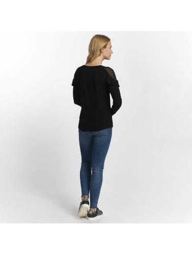 salg klaring butikken billig nyeste Bare Kvinner Bluse / Tunika I Sort Onlsigne gratis frakt bla til salgs gratis frakt amazon IYvBJFfTX