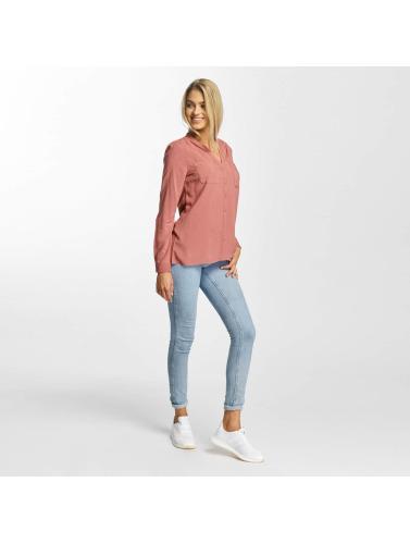 Only Mujeres Blusa / Túnica onlFirst Pocket in rosa