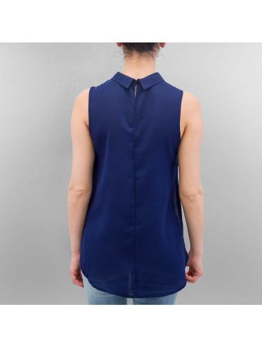 Only Damen Bluse onlMette in blau