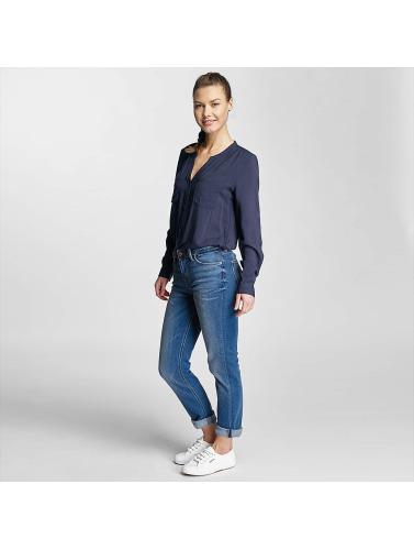 Only Damen Bluse onlFirst in blau