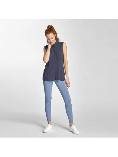 Only Damen Bluse onlFirst in blau