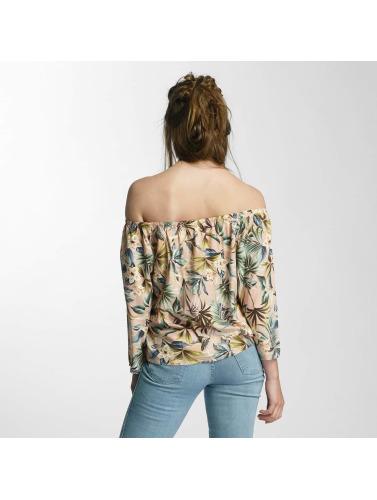 Only Damen Bluse onlNova Off Shoulder in rosa