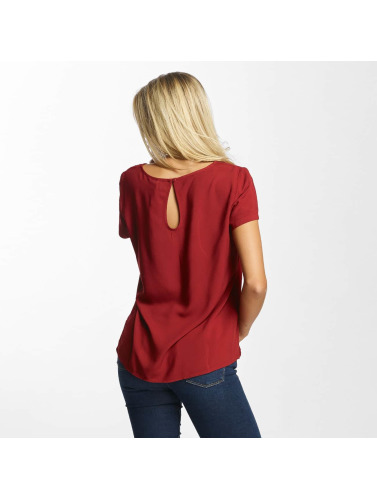 Rabatt Visum Zahlung Only Damen Bluse onlFirst in rot Freies Verschiffen Neuestes Freies Verschiffen Outlet-Store TC3pz