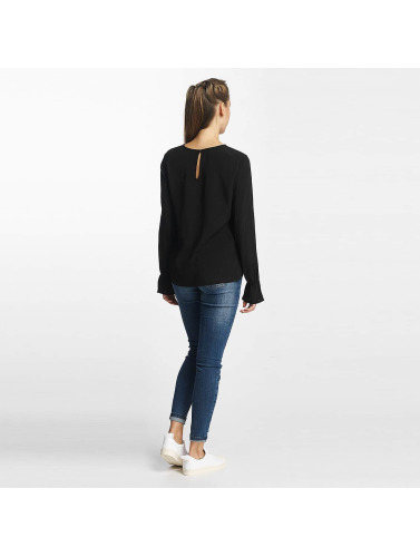 Only Damen Bluse onlHanna in schwarz