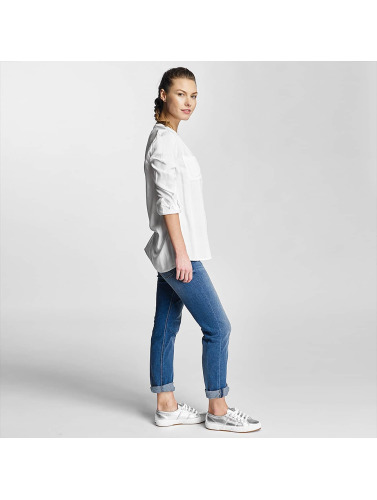 Auslass Veröffentlichungstermine Ausgezeichnete Online Only Damen Bluse onlFirst in weiß s5J4aJBlxD