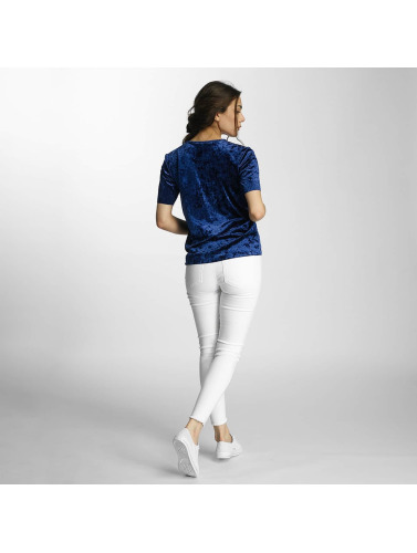 Only Mujeres Camiseta onlPunti in azul