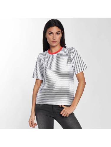 Bare Mujeres Camiseta Onllive Elsker Trendy Stripe In Blanco klaring butikk tilbud gratis frakt populær billig nettbutikk mange farger LIikzk