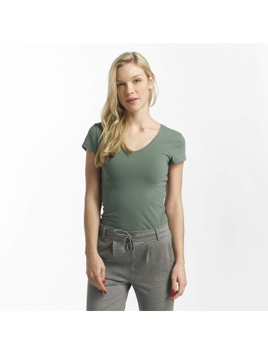 Only Mujeres Camiseta onlLive in gris