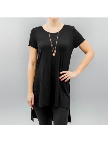 Only Mujeres Camiseta onlJewel in negro