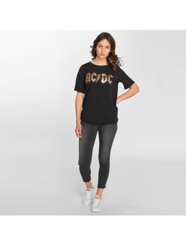 Only Mujeres Camiseta onlACDC in negro
