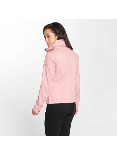 Only Mujeres Chaqueta de entretiempo onlDoris Short Spring in rosa
