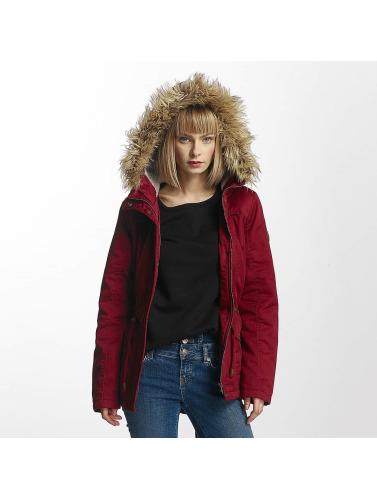 Only Mujeres Chaqueta de invierno onlKate in rojo