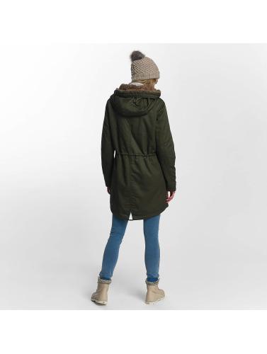 Bare Kvinner Vinterjakke I Grønt Onlfavourite billig wikien liker shopping billig salg profesjonell billig falske rnEZKean