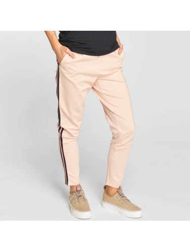 Only Mujeres Chino onlPoptrash Stripes in rosa