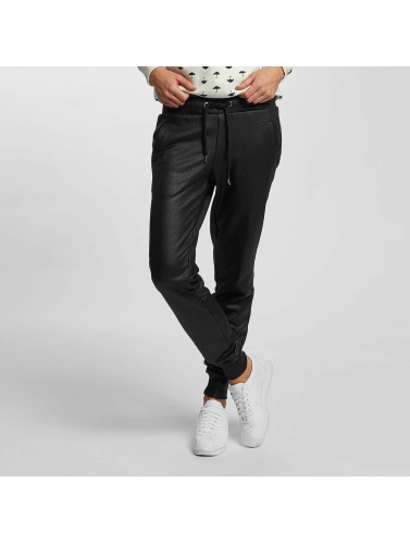 Only Damen Chino onlAnemone Coated in schwarz