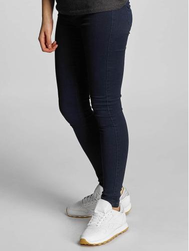 Only Damen High Waist Jeans Royal High in blau