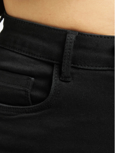 Only Damen High Waist Jeans onlRoyal Highwaist in schwarz