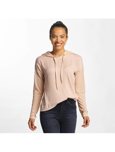 Only Damen Hoody onlSofia in rosa