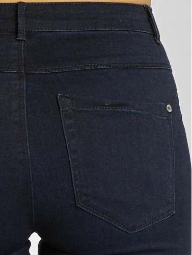 Only Mujeres Jeans de cintura alta Royal High in azul