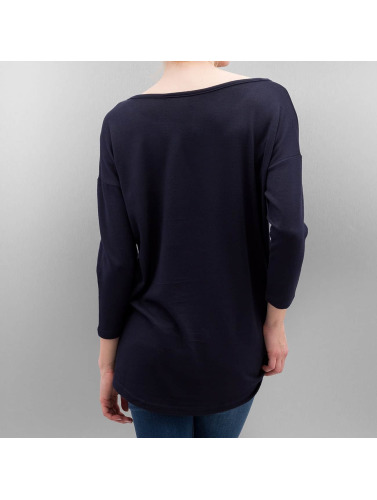 Only Mujeres Jersey onlElcose 4/5 Solid in azul