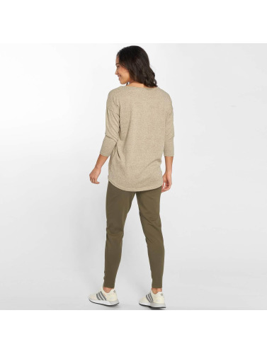 Only Mujeres Jersey onlElcos 4/5 in beis