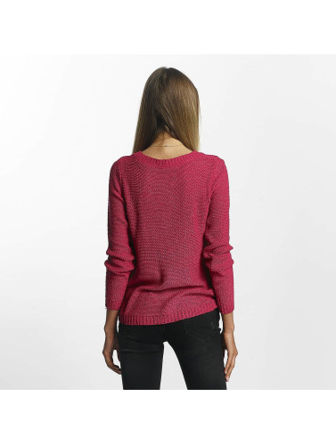 Only Mujeres Jersey onlGeena XO in fucsia