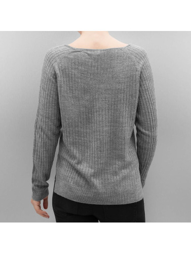 Only Mujeres Jersey onlRose in gris