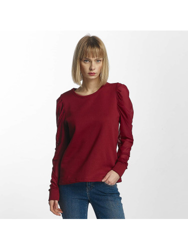 Only Mujeres Jersey onlTrento in rojo
