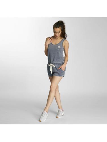 Only Damen Jumpsuit onlOlivia in blau