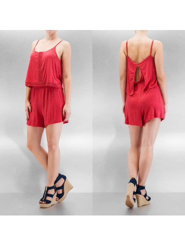 Only Damen Jumpsuit Onlbibi In Rot