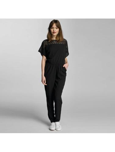 Only Damen Jumpsuit onlmollie Cold Shoulder in schwarz