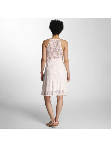 Only Damen Kleid onlPenelope in rosa Rabatt Zuverlässig 50ZQvIU