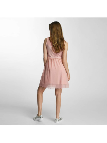Only Damen Kleid onlNew Niella in rosa
