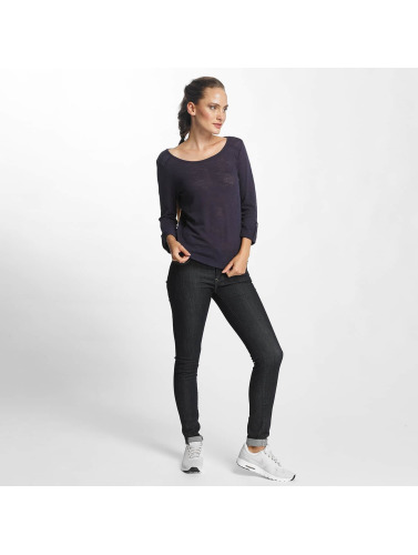 Only Damen Longsleeve onlJess 3/4 in blau