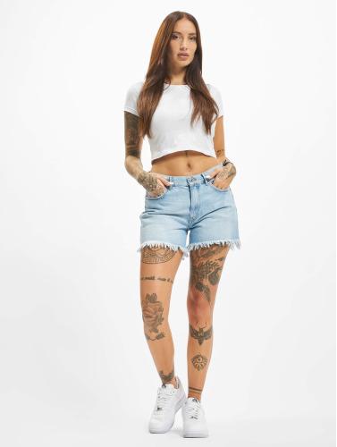 Only Mujeres Pantalón cortos onlDivine in azul