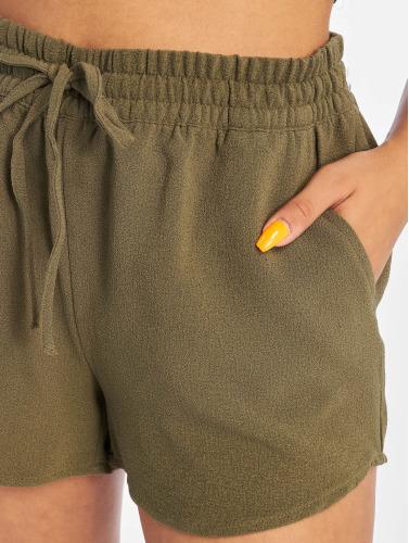 Only Mujeres Pantalón cortos onlTurner in oliva
