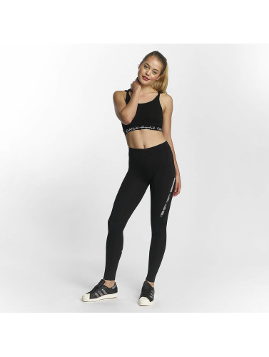 Only Play Damen Legging onpStef in schwarz