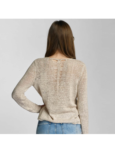Only Damen Pullover onlHope Knit in beige