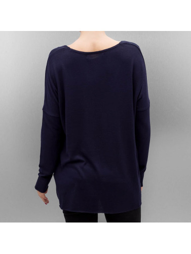 Only Damen Pullover OnlIdaho in blau