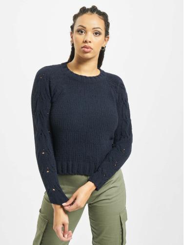 Only Damen Pullover onlIvy in blau