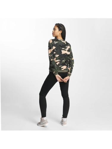 Only Damen Pullover onlLiva in camouflage