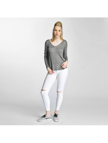 Only Damen Pullover onlLucinda in grau