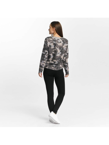 Only Damen Pullover onlCain in grau
