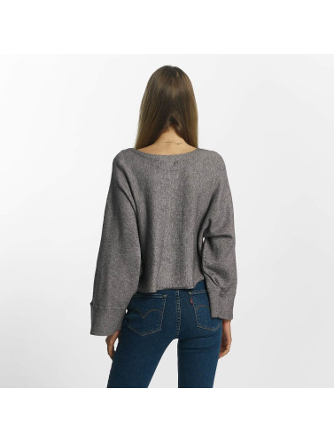 Only Damen Pullover onlLivency in grau