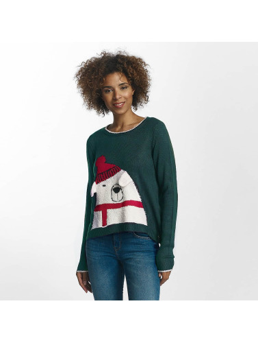 Only Damen Pullover onlX in grün