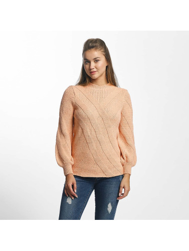 Only Damen Pullover onlLuv in rosa