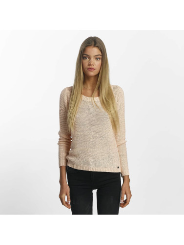 Only Damen Pullover onlGeena XO in rosa
