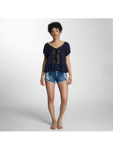Only Damen Shorts onlPacy in blau